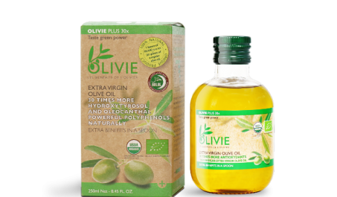 minyak zaitun olivie plus 30x olive house